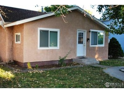 Yuma County Single Family Home For Sale: 311 S Albany St