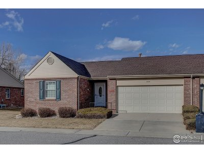Longmont Condo/Townhouse Active-Backup: 2422 Elmhurst Pl