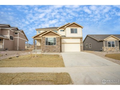 Greeley Single Family Home For Sale: 8708 14th St