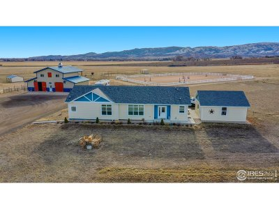 Fort Collins Farm & Ranch For Sale: 2546 Boettcher Farm Ct