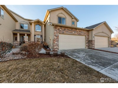 Loveland Condo/Townhouse For Sale: 4019 Avenida Del Sol Dr