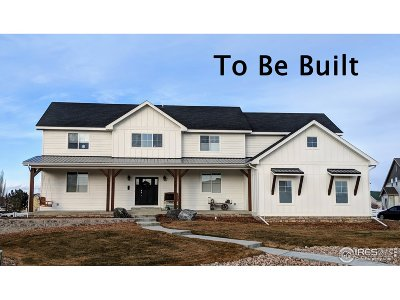 Berthoud Single Family Home For Sale: 1455 Sweetwater Ln