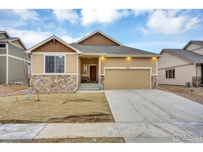 Greeley Single Family Home For Sale: 8712 14th St