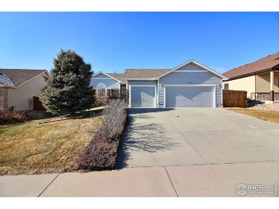 Greeley Single Family Home For Sale: 1123 78th Ave