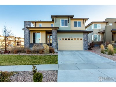 Arvada Single Family Home For Sale: 9598 Juniper Way