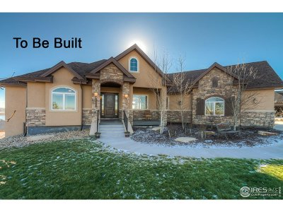 Berthoud Single Family Home For Sale: 1741 Preserve Dr