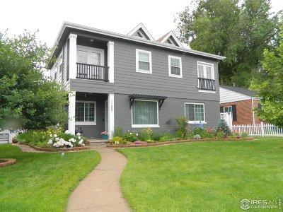Denver Single Family Home For Sale: 1100 S Garfield St