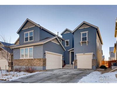 Broomfield Single Family Home For Sale: 648 W 171st Pl