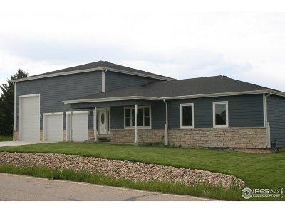 Larimer County Single Family Home For Sale: 1403 Crestridge Dr