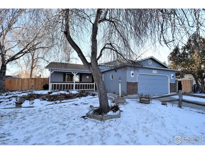 Loveland Single Family Home For Sale: 1142 S Redbud Dr