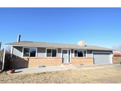 Greeley Single Family Home For Sale: 1925 23rd Ave