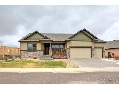 Larimer County Single Family Home For Sale: 8160 Wynstone Dr