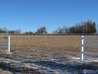 Fort Collins Residential Lots & Land For Sale: 42256 Waterford Hill Way