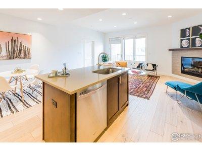 Boulder Condo/Townhouse For Sale: 3301 Arapahoe Ave #121