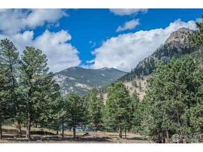 Estes Park Residential Lots & Land For Sale: 2770 Ypsilon Cir