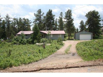 Larimer County Single Family Home For Sale: 721 Hiawatha Hwy