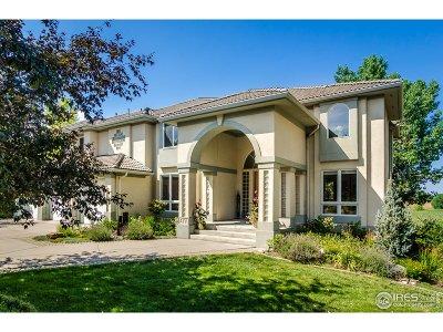 Lafayette Single Family Home Active-Backup: 582 Brainard Cir