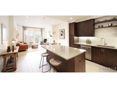 Boulder Condo/Townhouse For Sale: 3301 Arapahoe Ave #116