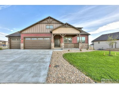 Greeley Single Family Home For Sale: 9015 18th St Rd