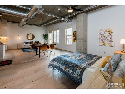 Boulder Condo/Townhouse For Sale: 3401 Arapahoe Ave #312