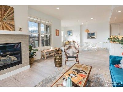 Boulder Condo/Townhouse For Sale: 3401 Arapahoe Ave #113