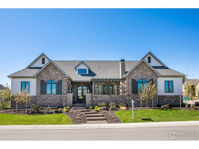 Windsor Single Family Home For Sale: 6509 Sanctuary Dr