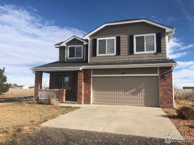 Fort Morgan Single Family Home For Sale: 29 Stagecoach Ln