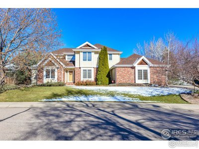 Single Family Home For Sale: 5208 Fox Hills Dr