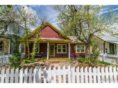 Boulder Multi Family Home For Sale: 1927 Goss St