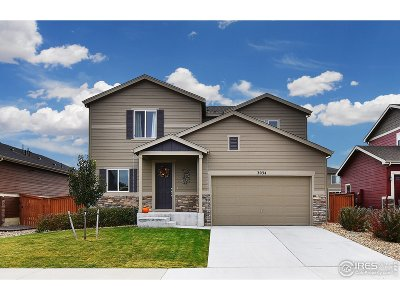 Loveland Single Family Home For Sale: 3034 Crux Dr