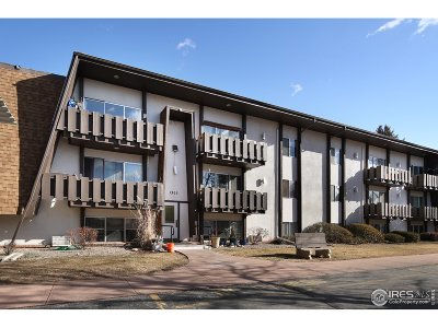 Fort Collins Condo/Townhouse For Sale: 1305 Kirkwood Dr #202