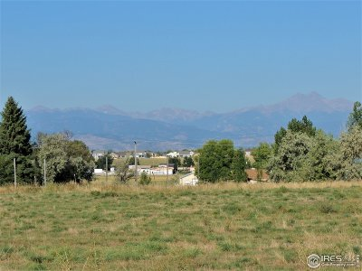Longmont Residential Lots & Land For Sale: 529 Nesting Crane Ln