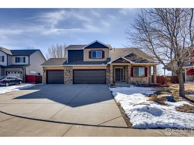 Greeley Single Family Home For Sale: 7118 W 23rd St Rd