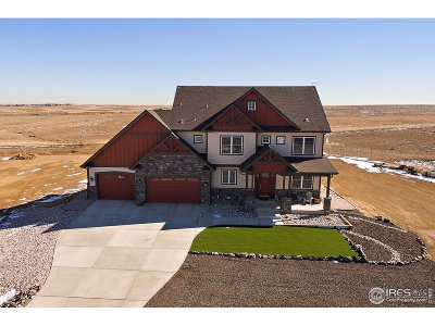 Berthoud Single Family Home For Sale: 3402 Memory Pl