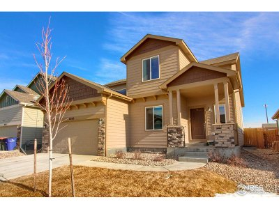 Frederick Single Family Home For Sale: 6565 Blue Spruce St