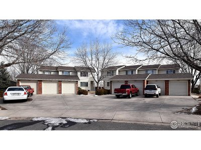 Loveland Condo/Townhouse For Sale: 3784 Butternut Ave #3784