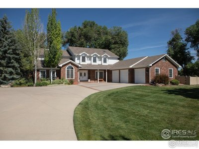 Longmont Single Family Home For Sale: 3900 Glenneyre Dr
