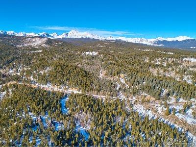 Ward Residential Lots & Land For Sale: Peak To Peak Hwy