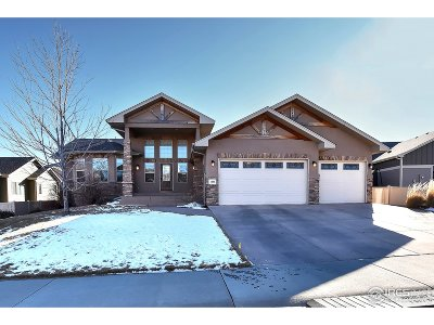 Loveland Single Family Home For Sale: 1092 Coral Burst Dr