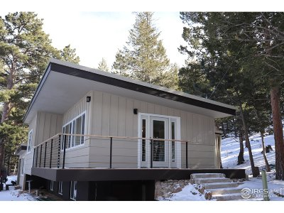 Estes Park CO Single Family Home For Sale: $575,000