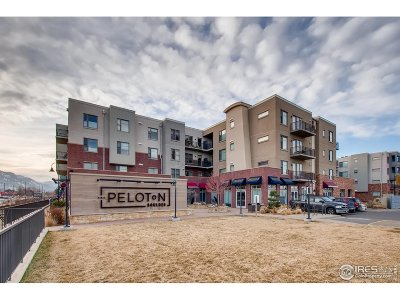 Boulder Condo/Townhouse For Sale: 3701 Arapahoe Ave #106
