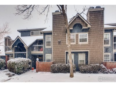 Fort Collins Condo/Townhouse For Sale: 3565 Windmill Dr #2