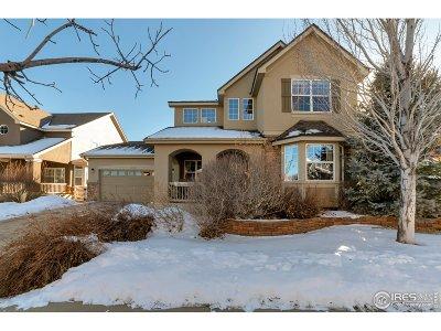 Broomfield Single Family Home For Sale: 14136 Roaring Fork Cir
