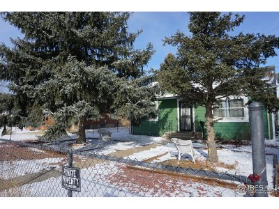 Greeley City Single Family Home For Sale: 1525 5th St