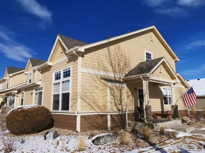 Fort Collins Condo/Townhouse For Sale: 2738 Amber Waves Ln
