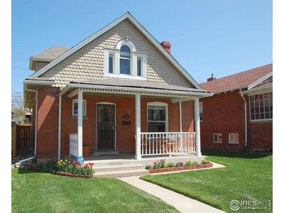Denver Single Family Home For Sale: 986 S Emerson St