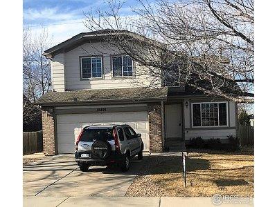 Thornton Single Family Home For Sale: 12895 Clarkson Cir