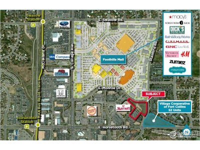 Fort Collins Residential Lots & Land For Sale: Stanford Rd