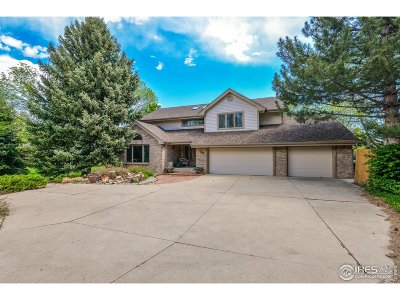 Fort Collins Single Family Home For Sale: 727 Ashford Ln