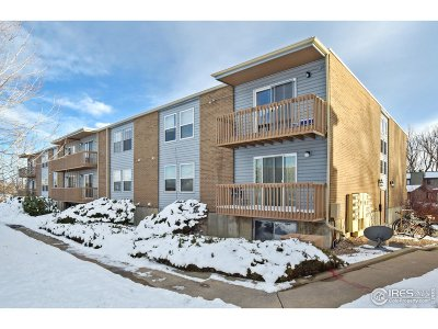 Louisville Condo/Townhouse For Sale: 1606 Cottonwood Dr #4S